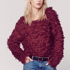 For Love and Lemons pullover Joplin sweater